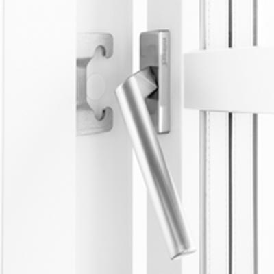Security ironmongery and option of glazing bar (31 mm)