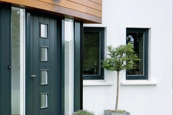 Composite Door Design Options