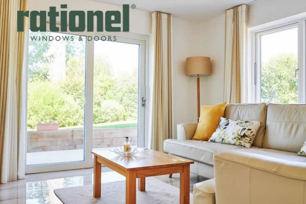 Natural Light With Rationel Windows & Doors