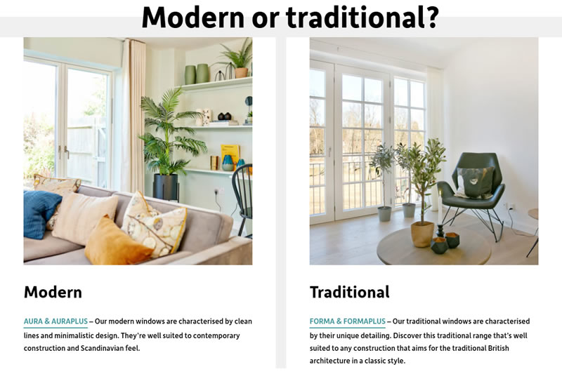 February 2021 - Rationel Modern Or Traditional Window Styles