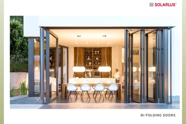 Solarlux Bi-folding Doors Brochure Now Available