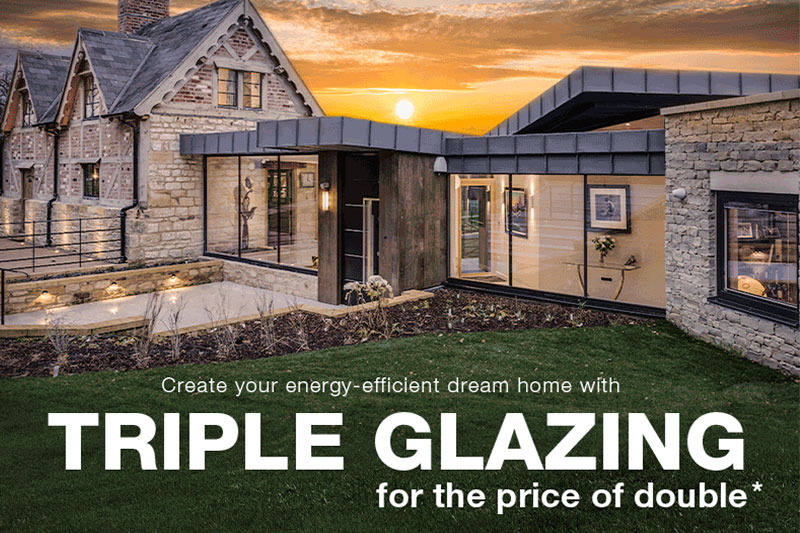April 2021 - Triple Glazing For The Price of Double